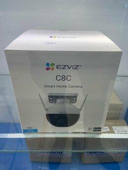 Камеры видеонаблюдения - Ezviz C8C уличная управляемая камера(1080р), 0