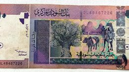 Банкноты - Судан 10 фунтов 2006г., 0