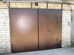 Заборы и ворота - Металлические гаражные ворота, Подъездные двери,…, 0