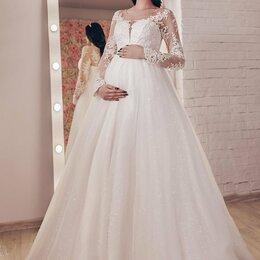 Платья - Блестящее свадебное платье для беременных Люсьена, 0