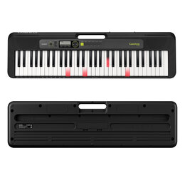 Клавишные инструменты - CASIO LK-S250 Cинтезатор, 0