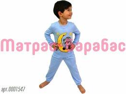 Домашняя одежда - ⭐Детская пижама «Пижама Крошка Енот (синий)»,…, 0