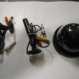 Камеры видеонаблюдения - камера видеонаблюдения hunter/купольная KPC, 0