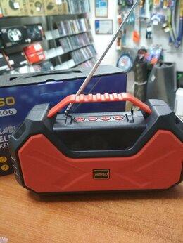 Портативная акустика - Колонка с Bluetooth новая, 0