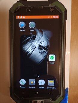 Мобильные телефоны - Защищённый смартфон Blackview BV6000 IP68, 0