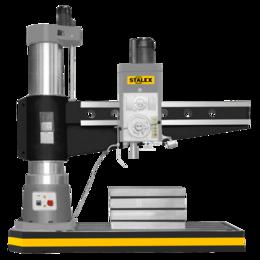 Принадлежности и запчасти для станков - Станок радиально-сверлильный STALEX RD2500x80, 0