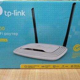 Оборудование Wi-Fi и Bluetooth - Wi-Fi роутер, 0