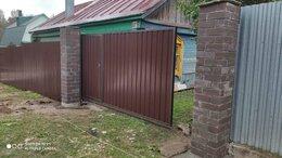 Заборы и ворота - Ворота откатные автоматические. Изготовление,…, 0