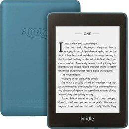 Электронные книги - Электронная книга Amazon Kindle PaperWhite 2018 8GB Blue (синий), 0