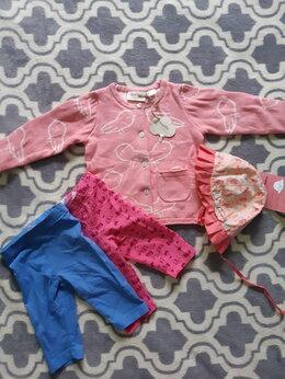 Домашняя одежда - Новые вещи на девочку 74-80см, 0