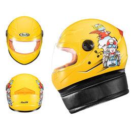 Мотоэкипировка - Шлем детский универсальный Anchi, 0