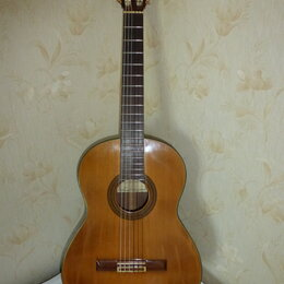 Акустические и классические гитары - Классическая гитара Ryoji Matsuoka M-65 массив, 0