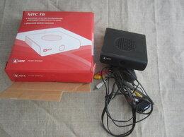 ТВ-приставки и медиаплееры - Цифровая приставка МТС DCD3011 , 0
