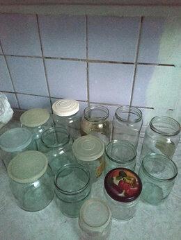 Ёмкости для хранения - Банки стеклянные 0,8 л, 0