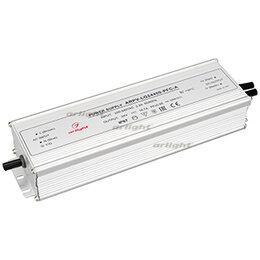 Блоки питания - Блок питания ARPV-LG24400-PFC-A (24V, 16.7A, 400W) (ARL, IP67 Металл, 5 лет), 0