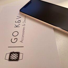 Защитные пленки и стекла - Гидрогелевая бронепленка на смартфон матовая, 0