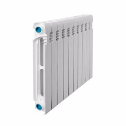 Радиаторы - Чугунные радиаторы Ogint 500, 0