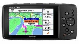 GPS-навигаторы - Навигатор Garmin GPSMAP 276Cx Russia, 0