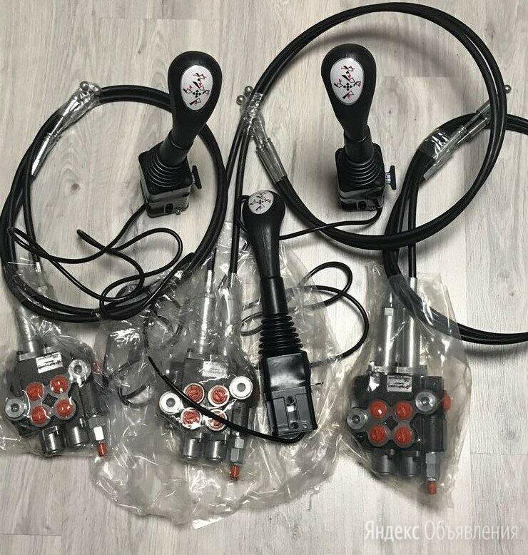Джойстик на Погрузчик Пку (В сборе) 2х и 3х секционный по цене не указана - Навесное оборудование, фото 0