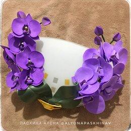 Бра и настенные светильники - Пара бра «Орхидеи», 0