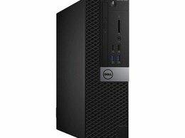Настольные компьютеры - Компьютер Dell 5040 SFF i3-6100 8Gb SSD240Gb, 0