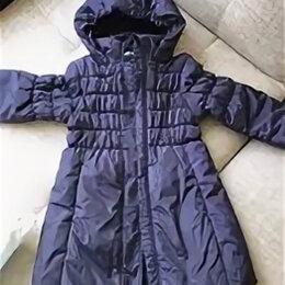 Куртки и пуховики - Зимнее пальто для девочки, 0