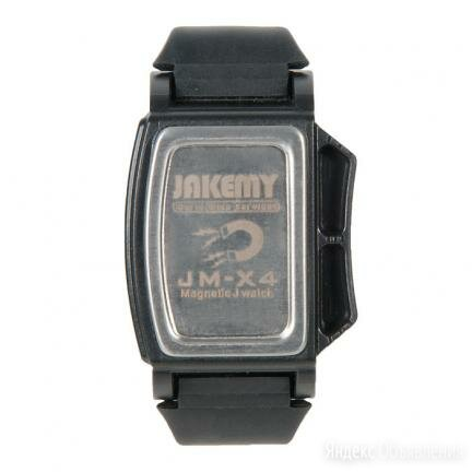 JM-X4 браслет магнитный Jackemy JM-X4 по цене 261₽ - Пульсометры и шагомеры, фото 0