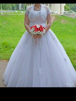 Платья - Платье болеро и украшение для прически, 0