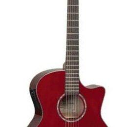 """Акустические и классические гитары - Электроакустическая Гитара Woodcraft W-7CE 41"""", 0"""