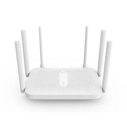 Оборудование Wi-Fi и Bluetooth - Роутер Xiaomi Redmi Router AC2100, 0