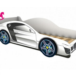 Кроватки - Кровать-машина Ауди, 0