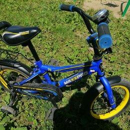 """Велосипеды - Детский велосипед Maxxpro колеса 14"""" бу, 0"""