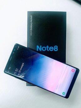 Мобильные телефоны - Смартфон Samsung Galaxy Note 8 6Gb 64Gb чёрный…, 0