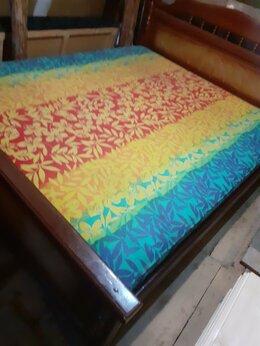 Кровати - Кровать деревянная, 0