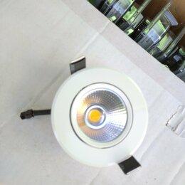 Встраиваемые светильники - Светодиодные светильники встраиваемые, 0