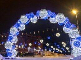 Новогодний декор и аксессуары - Световая Арка Bubbles (цвет на выбор), 0