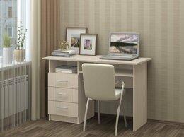 Компьютерные и письменные столы - Письменный стол с ящиками, 0