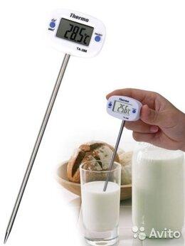 Термосы и термокружки - Электронный термометр кулинарный - 50С до + 300С, 0