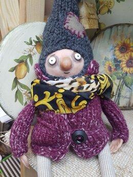 Сувениры - Чудик, чердачная кукла ручной работы. Авторская…, 0