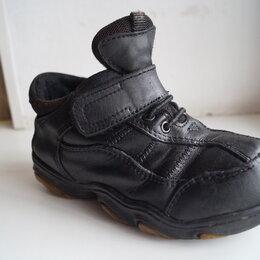 Ботинки - Ботинки 27р. натуральная кожа, 0