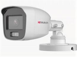 Камеры видеонаблюдения - DS-T200L 2Мп цилиндрическая HD-TVI-видеокамера, 0