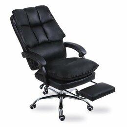 Компьютерные кресла - Кресло руководителя эко кожа, 0