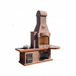 Грили, мангалы, коптильни - Печь барбекю №2А, 0
