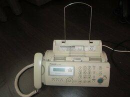 Факсы - Факс Panasonic KX-FP207RU белый, 0