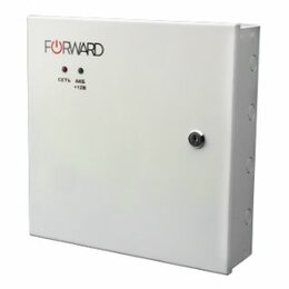 Стабилизаторы напряжения - Источник вторичного электропитания резервированный Давикон ББП-100А-17 Forward, 0