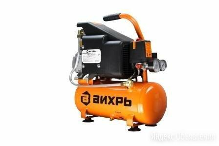 Компрессор Вихрь КМП - 210/10 по цене 8190₽ - Воздушные компрессоры, фото 0