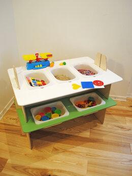 """Столы и столики - Детский стол для творчества с контейнерами """"Умник"""", 0"""