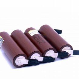 Батарейки - LiitoKala 18650 HG2 с пластинами 3000 mAh, 0