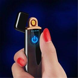 Пепельницы и зажигалки - электронная зажигалка (USB) , 0