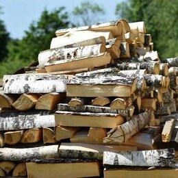 Дрова - Продажа и   доставка дров березовых колотых, 0